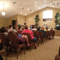 Photo taken at Lake City Christian Fellowship by David B. on 5/20/2012