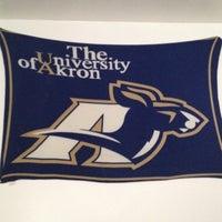 Photo taken at University of Akron by Takias P. on 7/28/2012