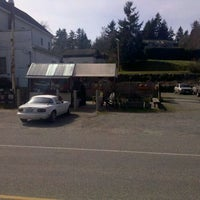 Photo taken at Burton Coffee Stand by Patrick G. on 4/2/2012
