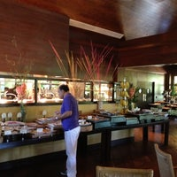 Photo taken at La Laguna Restaurant & Lounge by Karla V. on 7/31/2012