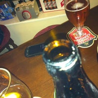 Photo taken at BeerBier by Rituka H. on 5/9/2012