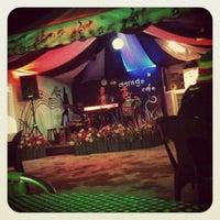 Photo taken at De ' Garage Cafe (Carwash) by MeLaMaL S. on 5/2/2012