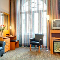 Photo taken at Hotel Theatrino by Libor K. on 6/29/2012