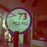 Foto tirada no(a) Pica Pau Lanches por Rita B. em 8/1/2012