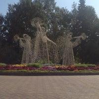 Photo taken at Часовня иконы Божией Матери «Всех скорбящих Радость» by Margarita P. on 9/3/2012