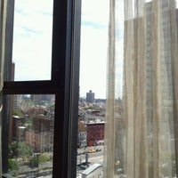Photo taken at SIXTY LES Hotel by Caitlin A. on 8/26/2012