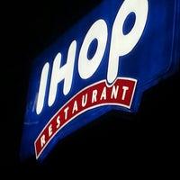 Photo taken at IHOP by Jason C. on 7/9/2012