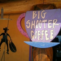 Photo taken at Big Shooter Coffee by Katja R. on 3/16/2012