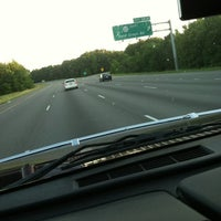 Photo taken at I-295 Exit 28/I-64 by Delcenia H. on 6/16/2012