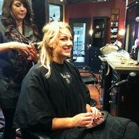 Photo taken at Salon Rache by Kelley O. on 3/31/2012