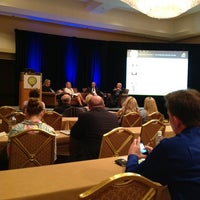 Photo taken at ICSC NOI+ Conference by Angie V. on 9/5/2012