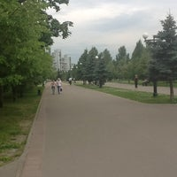 Photo taken at Сквер им. Кирова by Denis A. on 6/26/2012