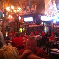 Photo taken at Foley's NY Pub & Restaurant by The University City M. on 4/5/2012