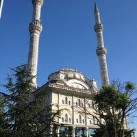 Photo taken at Haydarpaşa Camii by Erdem A. on 7/19/2012