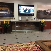 Photo taken at Park Cities Ford of Dallas by Dan H. on 5/4/2012