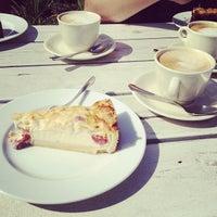 Das Foto wurde bei Café am Engelbecken von Rune am 9/6/2012 aufgenommen