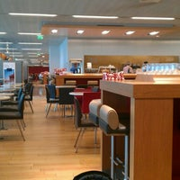 Photo taken at Air France Lounge by Bryan S. on 7/1/2012