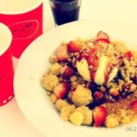 Photo taken at Pancake Café by Miu M. on 6/23/2012