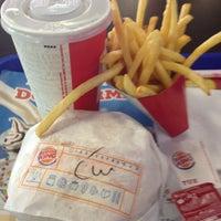 8/6/2012 tarihinde Burcu C.ziyaretçi tarafından Burger King'de çekilen fotoğraf