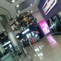 Photo taken at Cinemaximum by Caglar G. on 4/24/2012