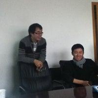Photo taken at 昌地火炬大厦1号楼 by 海 魏. on 2/18/2012