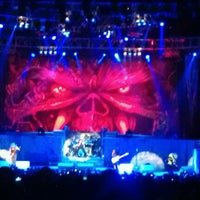 Photo taken at Aaron's Amphitheatre at Lakewood by David on 6/24/2012