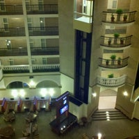 Photo taken at Embassy Suites by Hilton Dallas Park Central Area by David B. on 8/29/2012