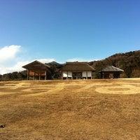 Photo taken at Hirasawa Kanga Ruins by Kimi S. on 3/25/2012