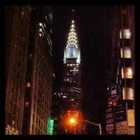 Photo taken at W New York by Daniel C. on 8/30/2012