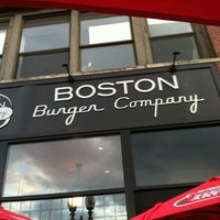 Photo taken at Boston Burger Company by Rose D. on 7/7/2012