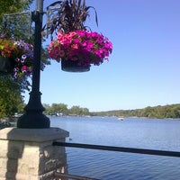 Photo taken at Riverfront Park by Mark P. on 8/22/2012