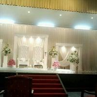 Photo taken at Dewan Gemilang, Yayasan Felda @ Kelana Jaya by Nshuhaila B. on 9/1/2012