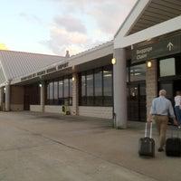 Photo taken at Salisbury-Ocean City: Wicomico Regional Airport (SBY) by Karen B. on 8/29/2012