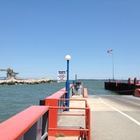 Photo taken at Kelleys Island Ferry - Lakeside Marblehead by Nichole on 7/10/2012
