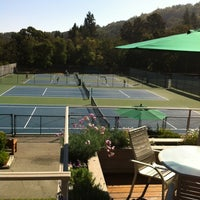Photo taken at Alpine Hills Tennis & Swimming Club by Jeremy H. on 8/24/2012