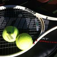 Photo taken at McKinley Tennis by Becky K. on 6/5/2012