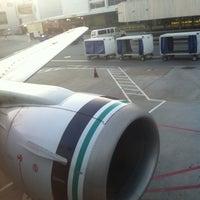 Photo taken at Alaska Airlines Flight 225 by Scott M. on 5/19/2012
