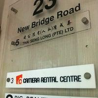 Photo taken at Camera Rental Centre by Li Ting C. on 3/17/2012