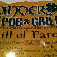 Photo taken at The Highlander Pub & Grille by Diane B. on 2/18/2012