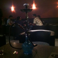 Photo taken at The Shisha Room by Deena G. on 3/4/2012