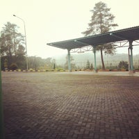Photo taken at PLTP Kamojang 4 by Manda W. on 5/7/2012