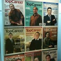 Photo taken at Top Career Magazine by 'Violet' Y. on 8/30/2012