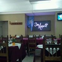 Photo taken at Restaurant Bon Appetit by Rodrigo V. on 5/29/2012