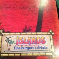 Photo taken at Islands Restaurant by Julie V. on 4/28/2012