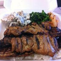 Photo taken at Kapolei Korean BBQ by Pohai M. on 3/25/2012