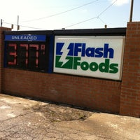 Photo taken at Flash Foods by Frances Q. on 4/1/2012