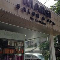 Photo taken at Marsi Salon & Spa by Kenneth K. on 7/22/2012