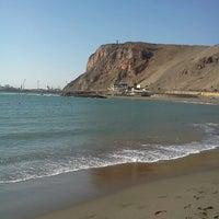 Photo taken at Hotel Arica by Felipe A. on 8/8/2012