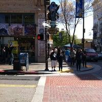 Photo taken at Rasputin Music by Ed F. on 4/15/2012