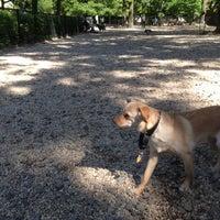 Photo taken at Bull Moose Dog Run by David D. on 5/12/2012